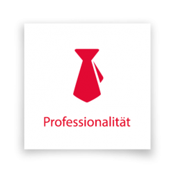 Azaé Unternehmenwert Professionalität