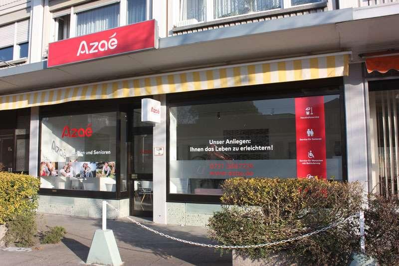 Azaé Haushaltsservice Agentur